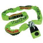 Mammoth Security - Lock and Chain